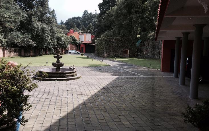 Foto de casa en venta en  , el tianguillo, cuajimalpa de morelos, distrito federal, 1385977 No. 01