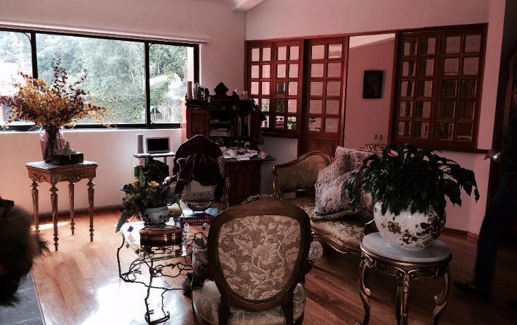 Foto de casa en venta en  , el tianguillo, cuajimalpa de morelos, distrito federal, 1385977 No. 04