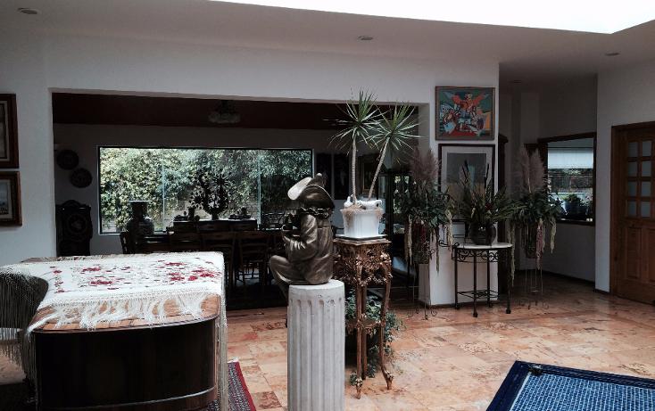 Foto de casa en venta en  , el tianguillo, cuajimalpa de morelos, distrito federal, 1385977 No. 12