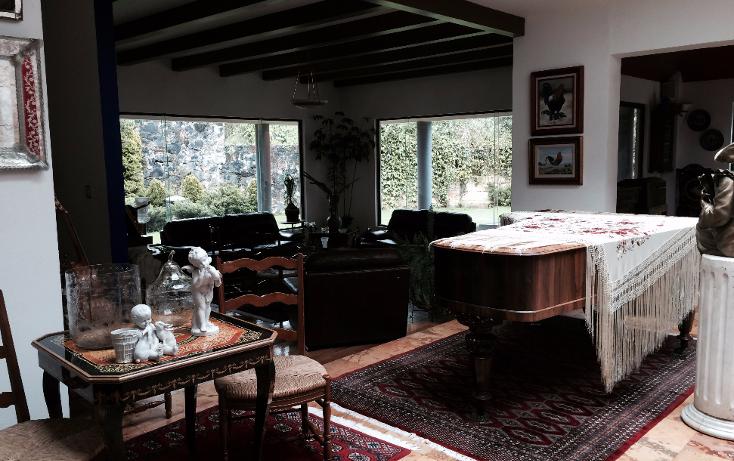 Foto de casa en venta en  , el tianguillo, cuajimalpa de morelos, distrito federal, 1385977 No. 15