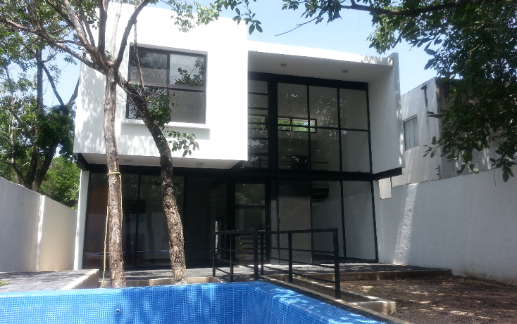 Foto de casa en venta en  , el tigrillo, solidaridad, quintana roo, 1195269 No. 01
