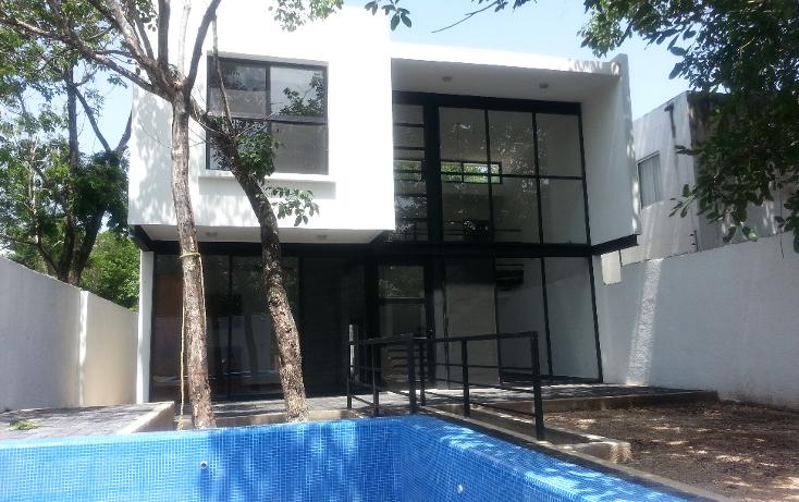 Foto de casa en venta en  , el tigrillo, solidaridad, quintana roo, 1195269 No. 02