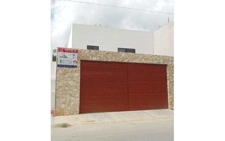 Foto de casa en venta en  , el tigrillo, solidaridad, quintana roo, 1285217 No. 01