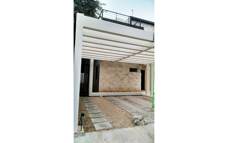 Foto de casa en venta en  , el tigrillo, solidaridad, quintana roo, 1780640 No. 01