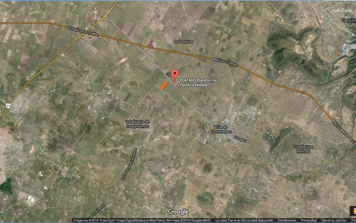 Foto de terreno industrial en venta en, el tinaco, tezontepec de aldama, hidalgo, 1597770 no 03