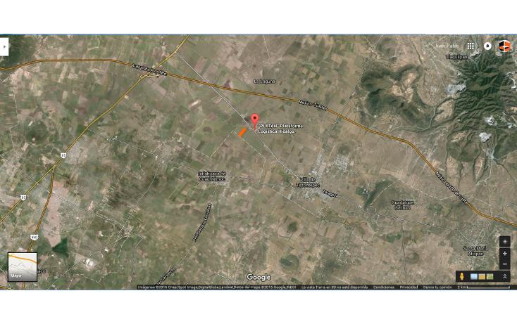Foto de terreno industrial en venta en  , el tinaco, tezontepec de aldama, hidalgo, 1597770 No. 03