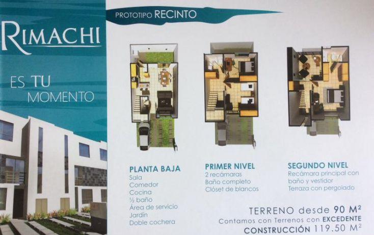 Foto de casa en venta en, el tintero, querétaro, querétaro, 1745743 no 01