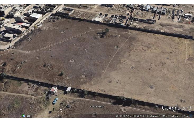 Foto de terreno habitacional en venta en  , el tizate, zapopan, jalisco, 1822132 No. 01