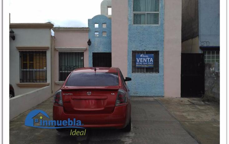 Foto de casa en venta en  , el torre?n, chihuahua, chihuahua, 1135183 No. 01