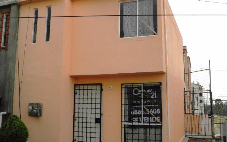 Foto de casa en venta en  , el trafico, nicol?s romero, m?xico, 1753562 No. 01