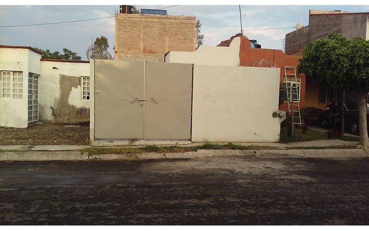 Foto de casa en venta en  , el trébol, tarímbaro, michoacán de ocampo, 2043306 No. 01