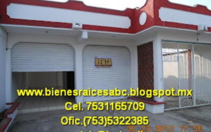 Foto de local en venta en, el triangulito, lázaro cárdenas, michoacán de ocampo, 813381 no 01