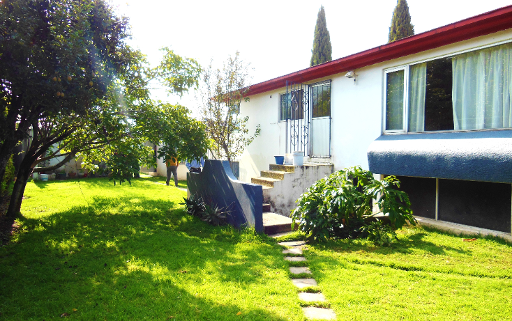Foto de casa en venta en  , el trigo, toluca, m?xico, 1282031 No. 01