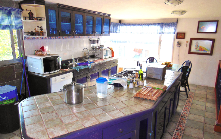 Foto de casa en venta en  , el trigo, toluca, m?xico, 1282031 No. 04