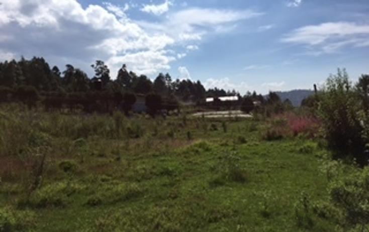 Foto de terreno habitacional en venta en el trompillo , cuadrilla de dolores, valle de bravo, méxico, 1509933 No. 01