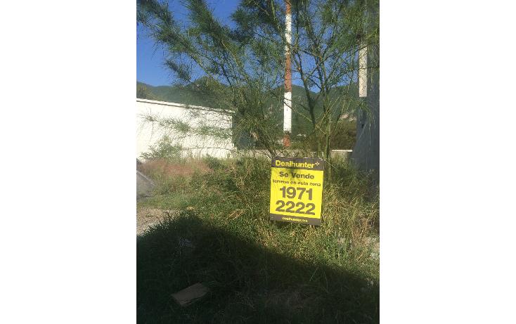 Foto de terreno habitacional en venta en  , el uro, monterrey, nuevo león, 1166069 No. 02