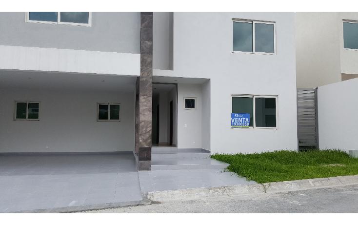 Foto de casa en venta en  , el uro, monterrey, nuevo le?n, 1286903 No. 02