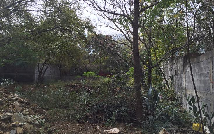 Foto de terreno habitacional en venta en  , el uro, monterrey, nuevo león, 1604194 No. 04