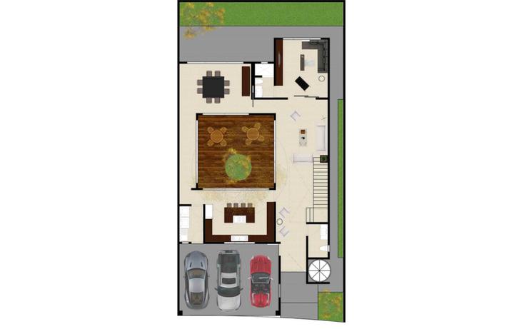 Foto de casa en venta en  , el uro oriente, monterrey, nuevo león, 1140677 No. 02
