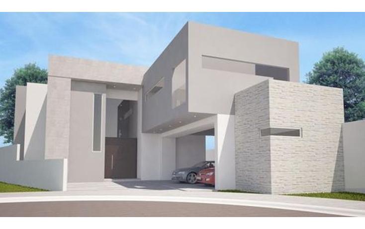 Foto de casa en venta en  , el uro oriente, monterrey, nuevo león, 1140687 No. 01