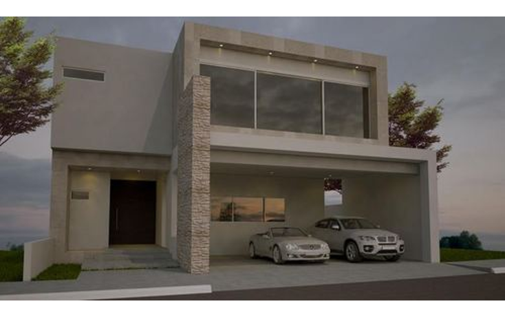 Foto de casa en venta en  , el uro oriente, monterrey, nuevo león, 1149679 No. 01