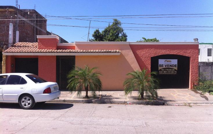 Foto de casa en venta en  , el vallado, culiac?n, sinaloa, 1281897 No. 01