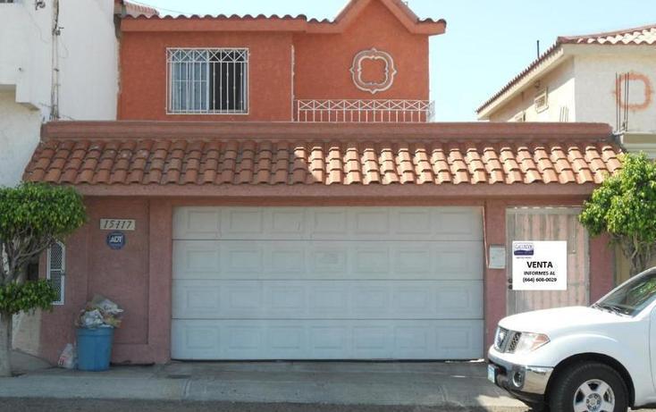 Foto de casa en venta en  , el valle, tijuana, baja california, 1593671 No. 01
