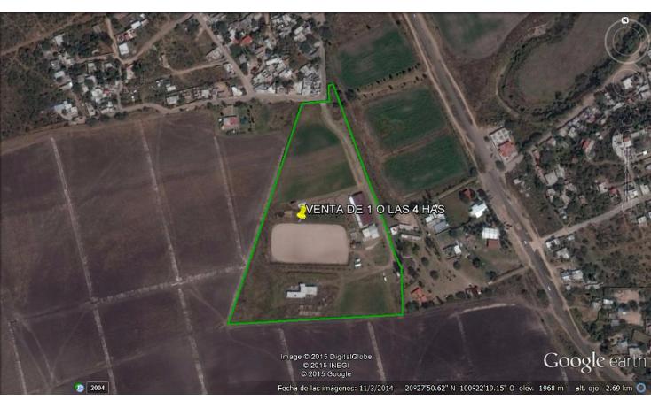 Foto de terreno habitacional en venta en  , el vegil, huimilpan, querétaro, 1332275 No. 11