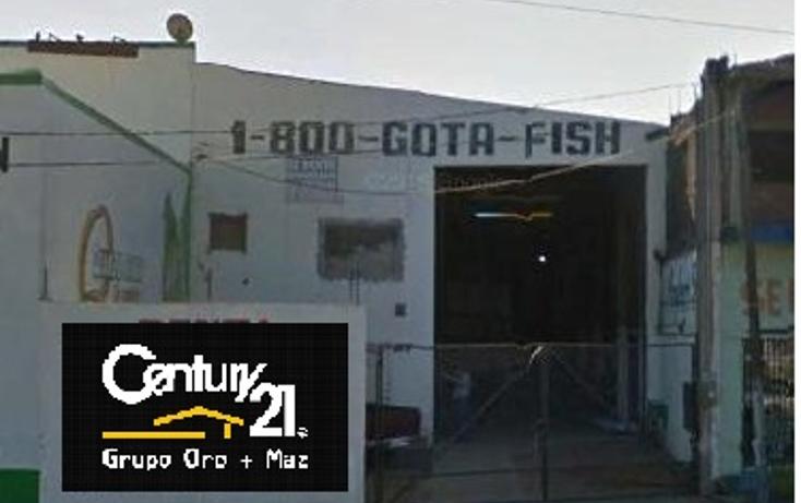 Foto de nave industrial en renta en  , el venadillo, mazatlán, sinaloa, 1389221 No. 01