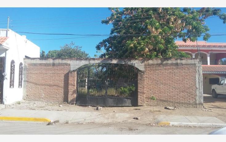 Foto de terreno habitacional en venta en  , el venadillo, mazatlán, sinaloa, 1699930 No. 01