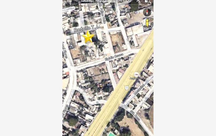 Foto de terreno habitacional en venta en  , el venadillo, mazatlán, sinaloa, 1699930 No. 09