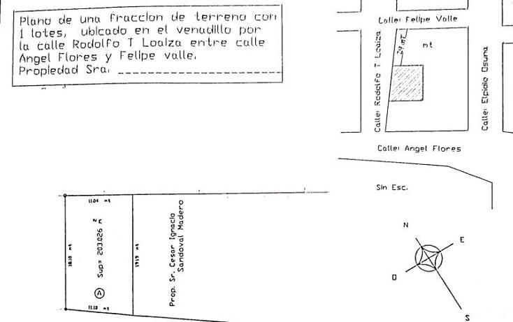 Foto de terreno habitacional en venta en  , el venadillo, mazatlán, sinaloa, 1699930 No. 10