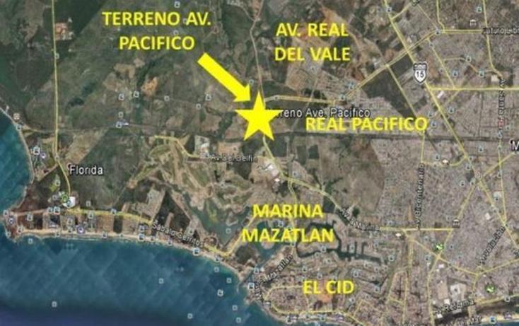 Foto de terreno habitacional en venta en  , el venadillo, mazatlán, sinaloa, 813253 No. 01