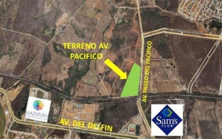 Foto de terreno habitacional en venta en  , el venadillo, mazatlán, sinaloa, 813253 No. 03