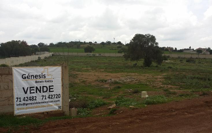 Foto de terreno comercial en venta en  , el venado, mineral de la reforma, hidalgo, 1283247 No. 01