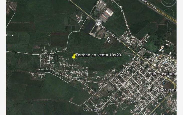 Foto de terreno habitacional en venta en el verde 24, san cayetano, tepic, nayarit, 1529784 no 06