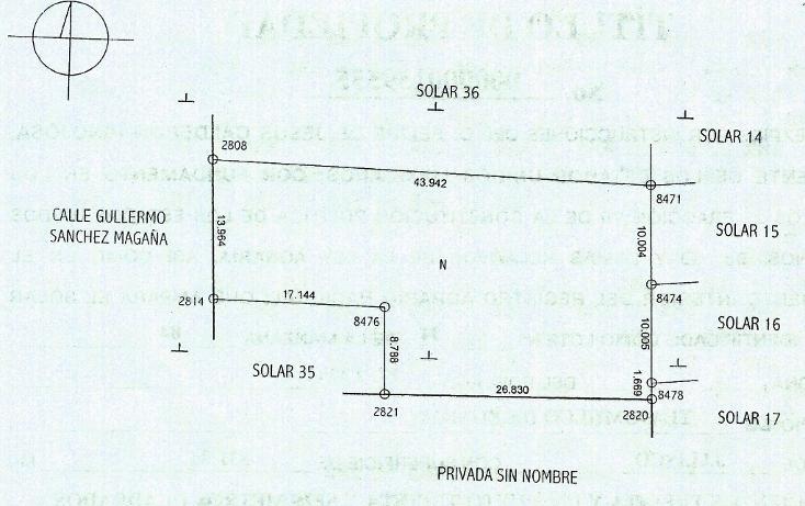 Foto de terreno habitacional en venta en  , el verde, el salto, jalisco, 1927901 No. 02
