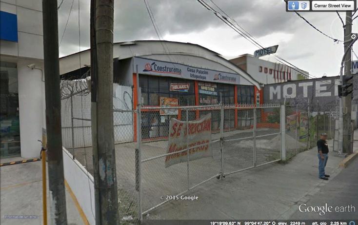 Foto de terreno comercial en venta en  , el vergel, iztapalapa, distrito federal, 1204975 No. 02
