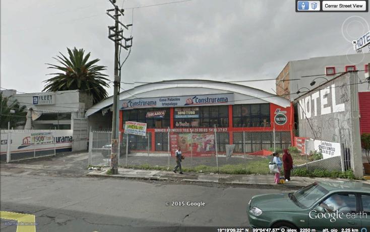 Foto de terreno comercial en venta en  , el vergel, iztapalapa, distrito federal, 1204975 No. 03
