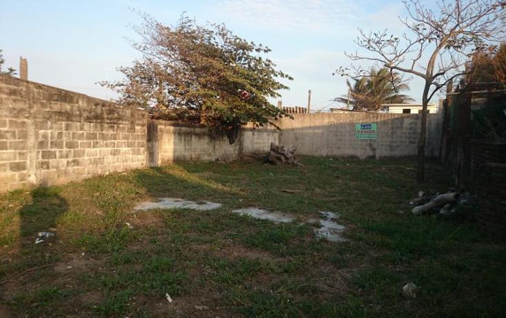 Foto de terreno habitacional en venta en  , el vergel, veracruz, veracruz de ignacio de la llave, 1536604 No. 01