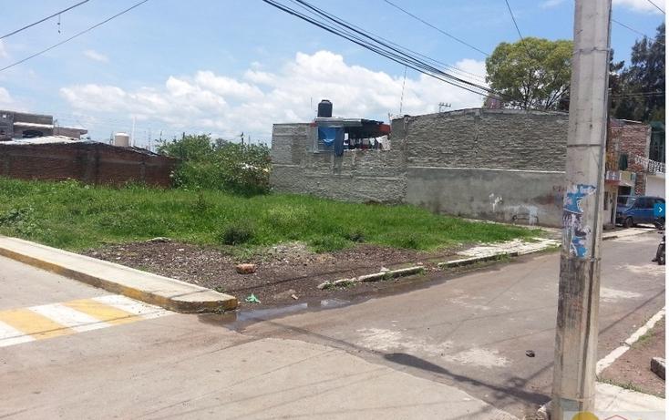 Foto de terreno habitacional en venta en  , el vergel, zamora, michoac?n de ocampo, 1552388 No. 01