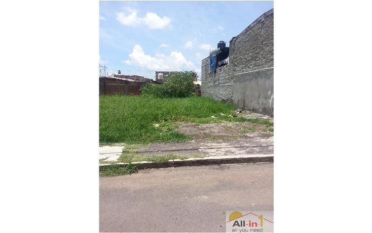 Foto de terreno habitacional en venta en  , el vergel, zamora, michoac?n de ocampo, 1552388 No. 04