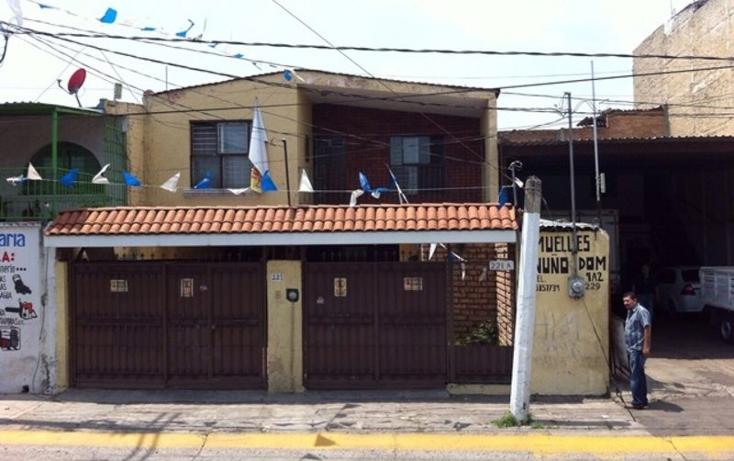 Foto de casa en venta en  , el vigía, zapopan, jalisco, 1317861 No. 01