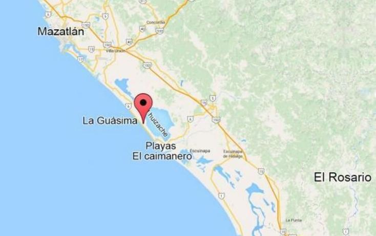 Foto de terreno comercial en venta en  , el walamo, mazatlán, sinaloa, 1164899 No. 02