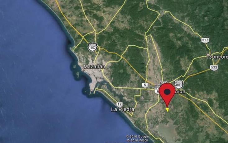 Foto de terreno comercial en venta en el walamo, villa unión centro, mazatlán, sinaloa, 1763630 no 02