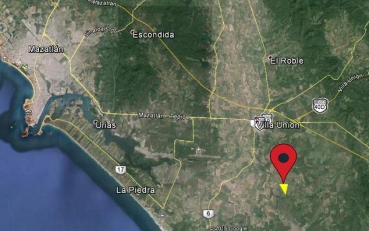Foto de terreno comercial en venta en el walamo, villa unión centro, mazatlán, sinaloa, 1763630 no 03