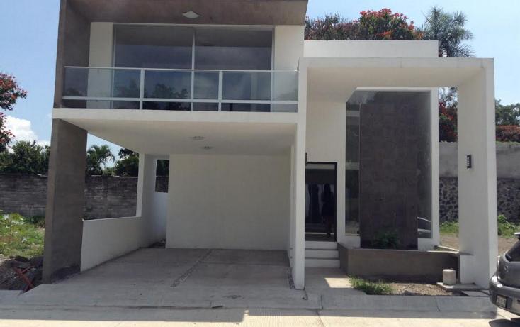 Foto de casa en venta en  , el zapote, jiutepec, morelos, 1354871 No. 01