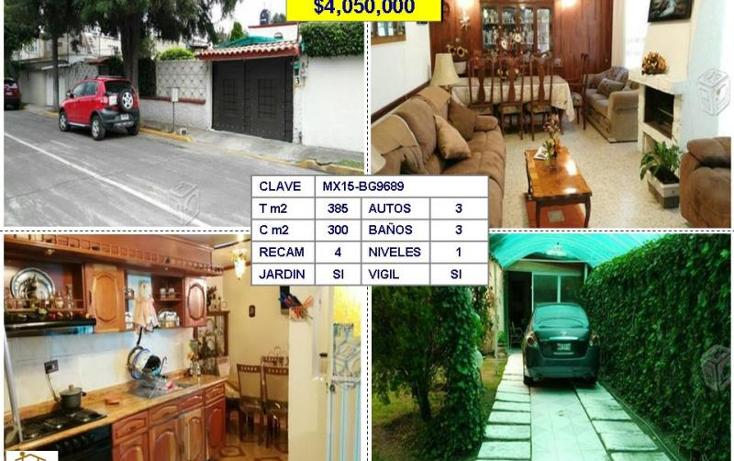 Foto de casa en venta en  , electra, tlalnepantla de baz, méxico, 1219215 No. 01