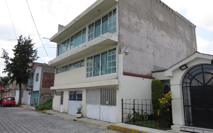 Foto de edificio en venta en  , electricistas, metepec, méxico, 1334751 No. 01
