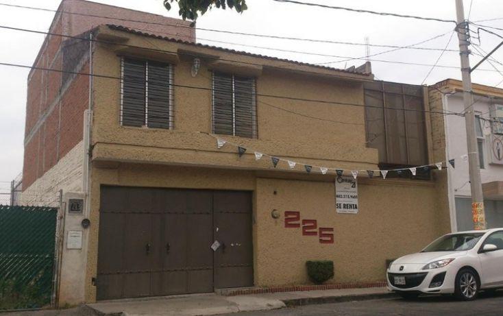 Foto de casa en renta en, electricistas, morelia, michoacán de ocampo, 1864782 no 01